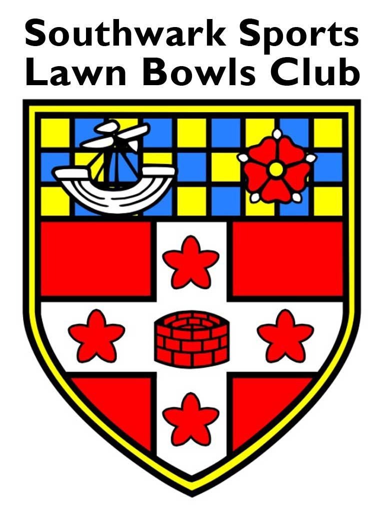 Logo for Southwarks Sports Lawn Bowls Club